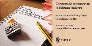 concurs de manuscrise