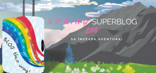 Spring Superblog 2018