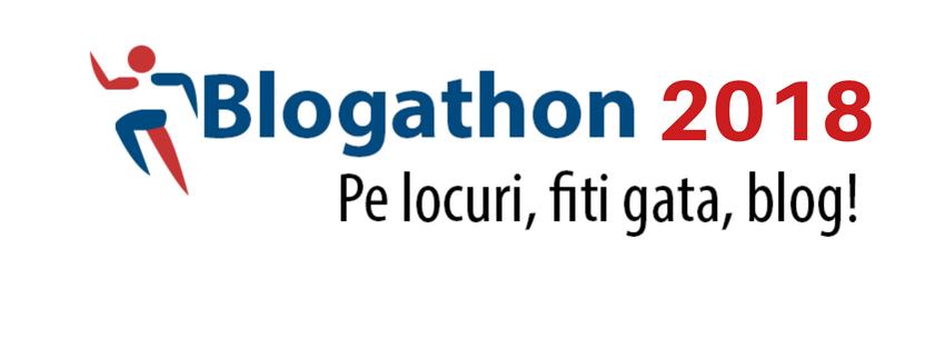 Blogathon 2018