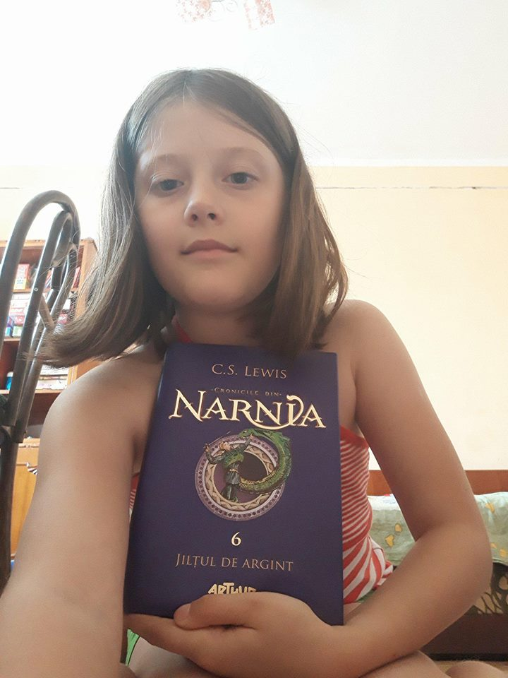 Cronicile din Narnia 6 Jilțul de argint