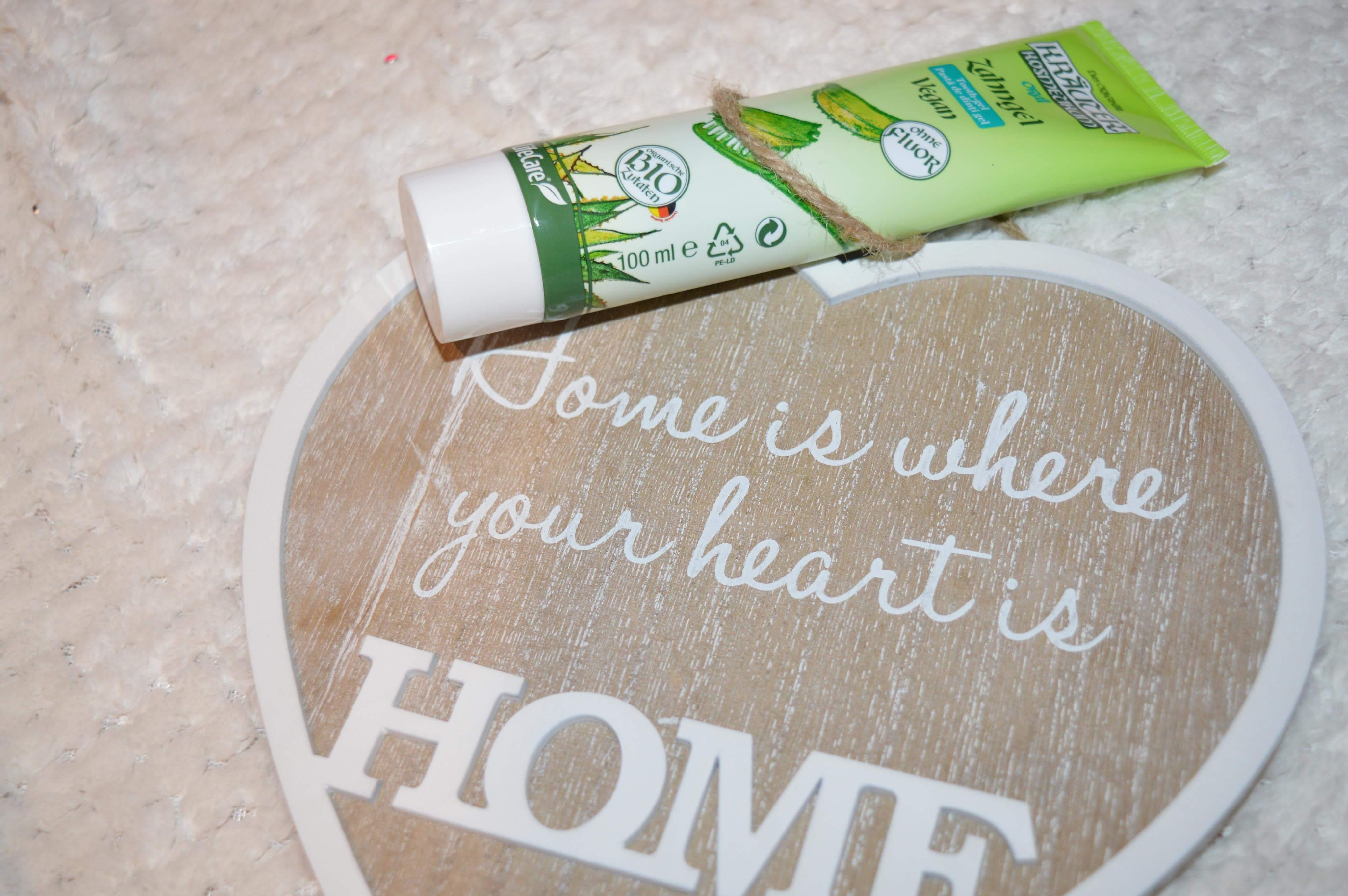 Pastă de dinți Life Care
