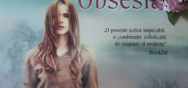 Obsesia - Nora Roberts cartea lunii iunie