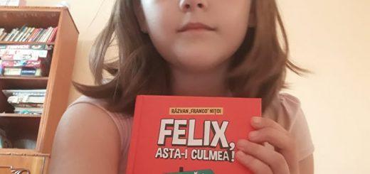 Felix, asta-i culmea!