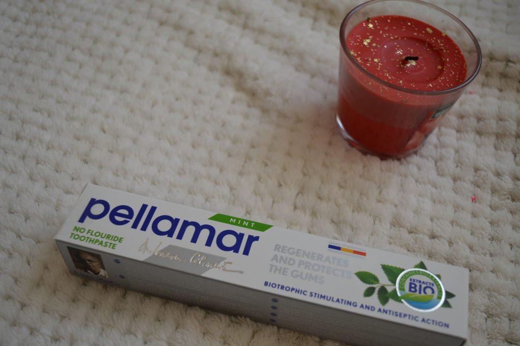 pastă de dinți PellAmar