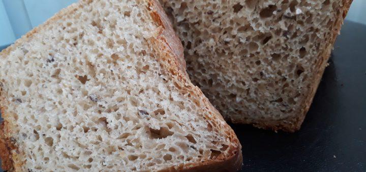 rețetă pâine bio
