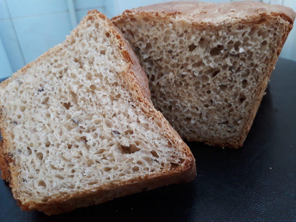 rețetă de pâine bio