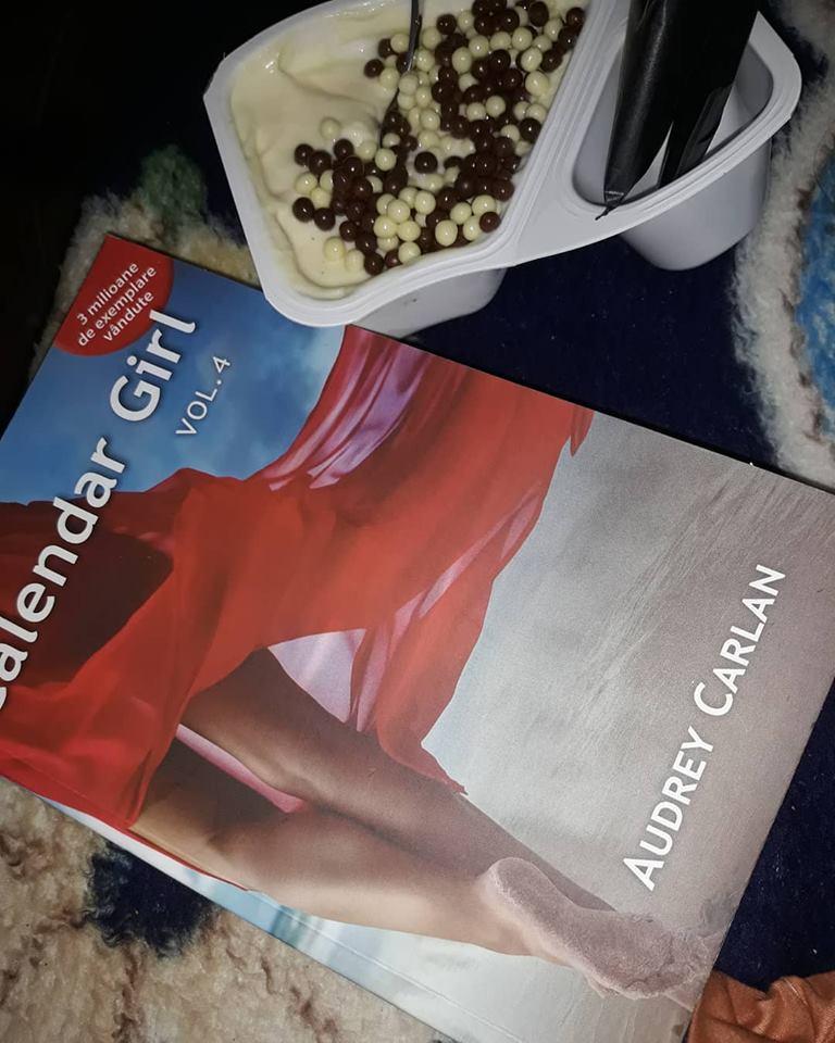Calendar Girl vol. 4