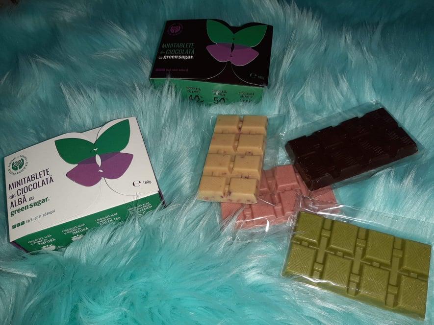 ciocolată fără zahăr
