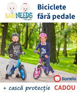 bicicletele fără pedale