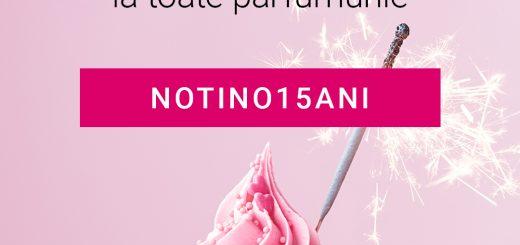 reduceri parfumuri Notino