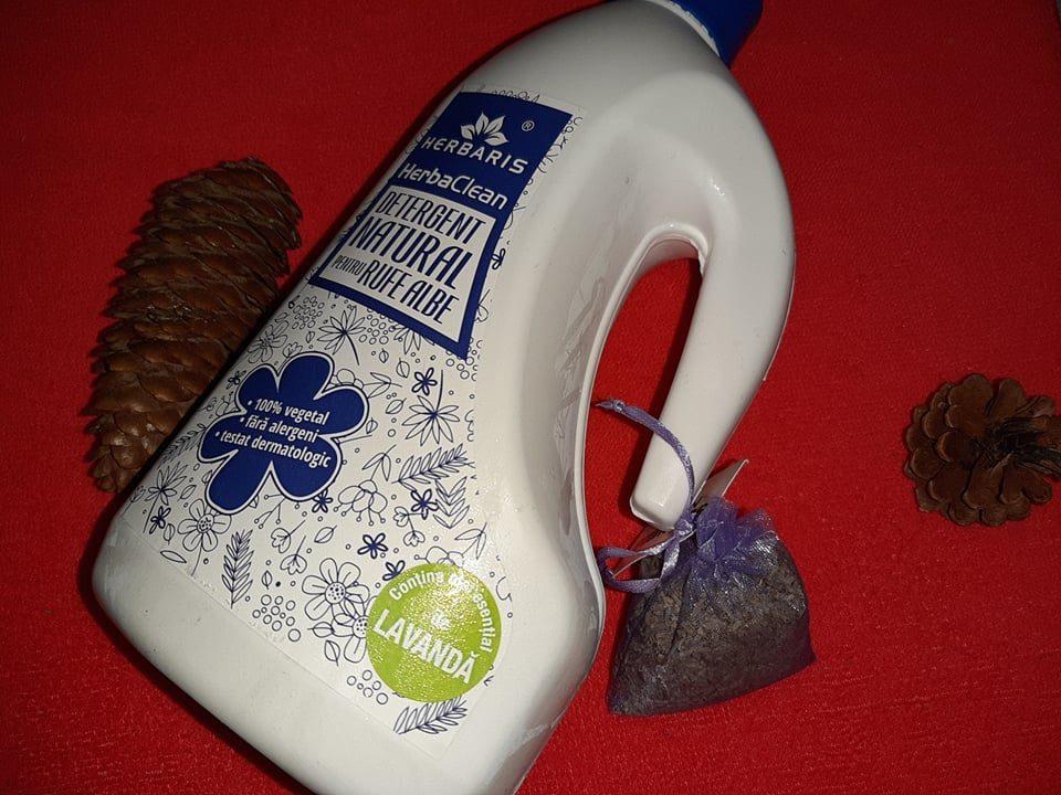detergent de rufe Herbaris