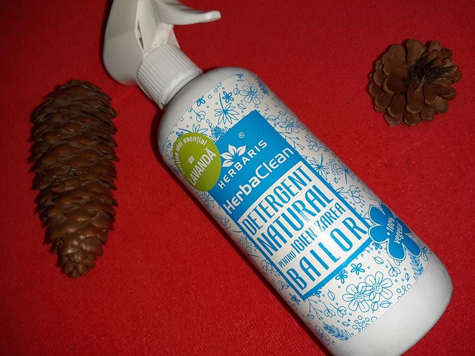 detergent pentru băi Herbaris