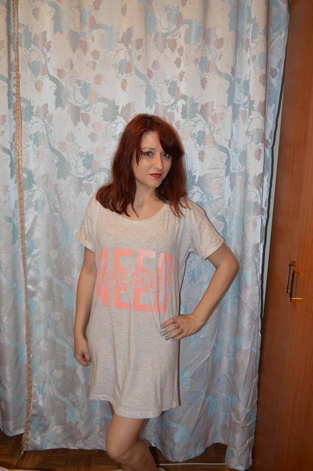 cămașă de noapte
