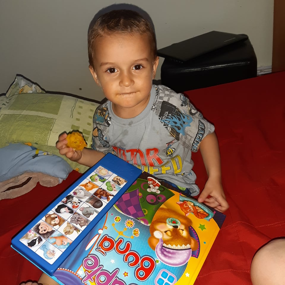 cărți pentru copii Editura Dorința
