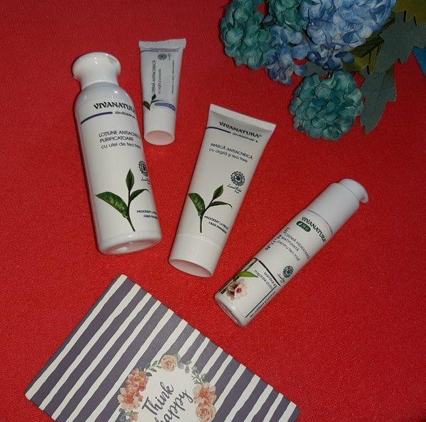 îngrijire pentru tenul acneic