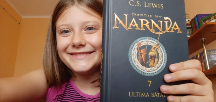 Cronicile din Narnia 7