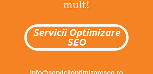 optimizare SEO site de succes