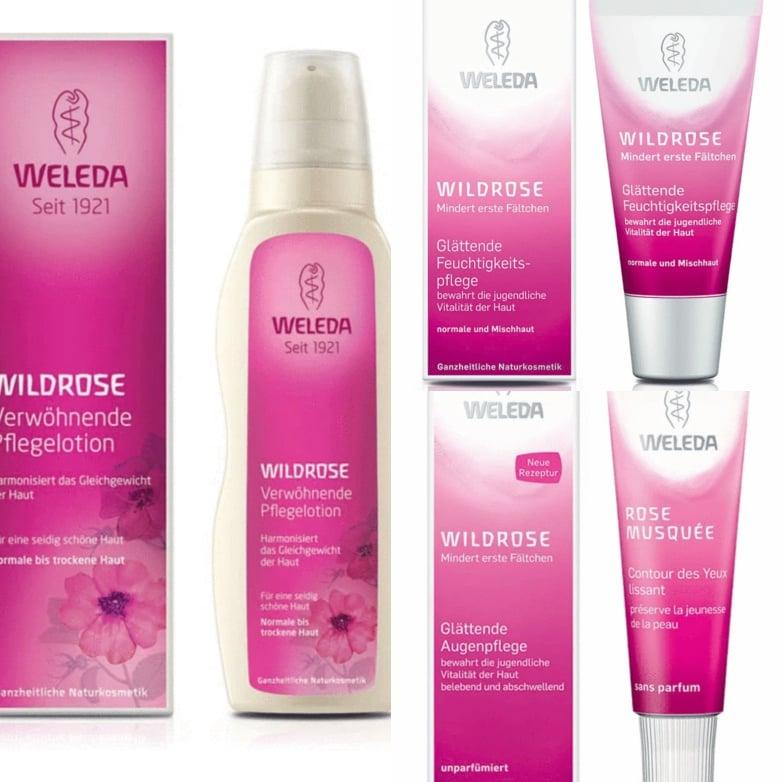 produse cosmetice naturale Weleda