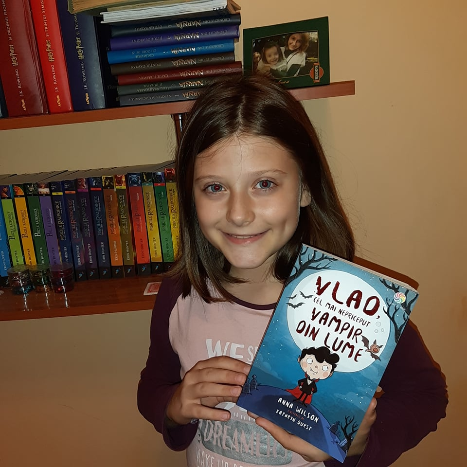 Vlad, cel mai nepriceput vampir din lume
