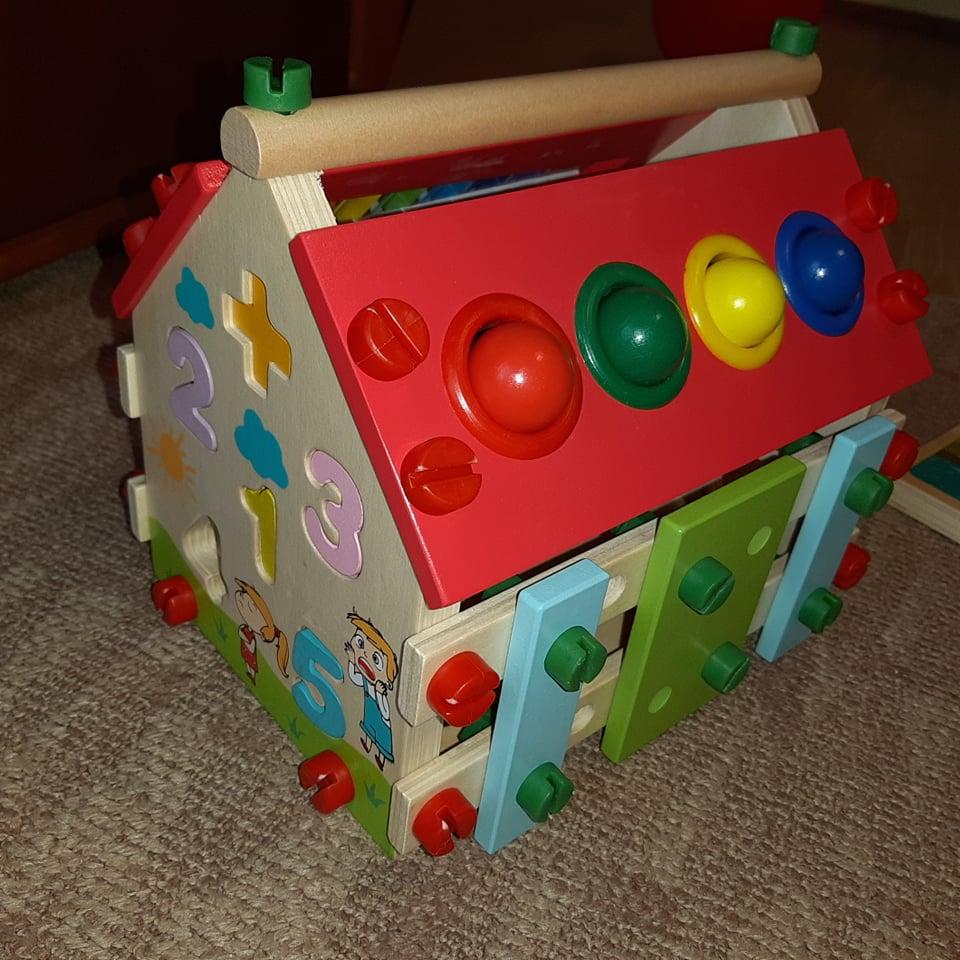 jucării din lemn Pici.ro