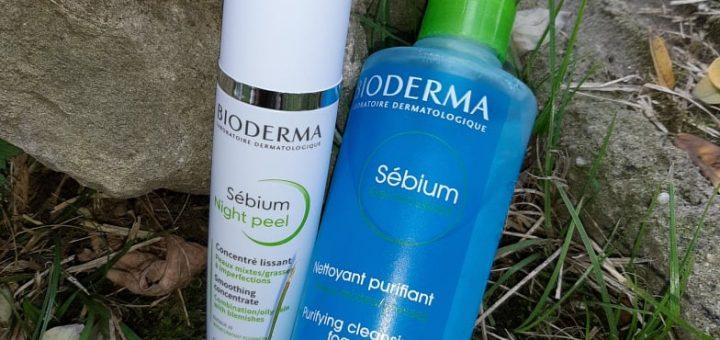 Sebium Night Peel Bioderma