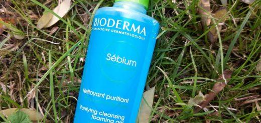 gel spumant Bioderma