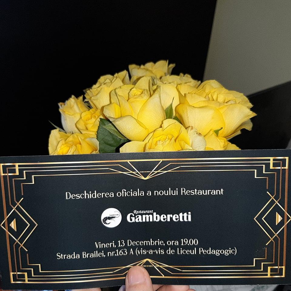 Gamberetti se redeschide