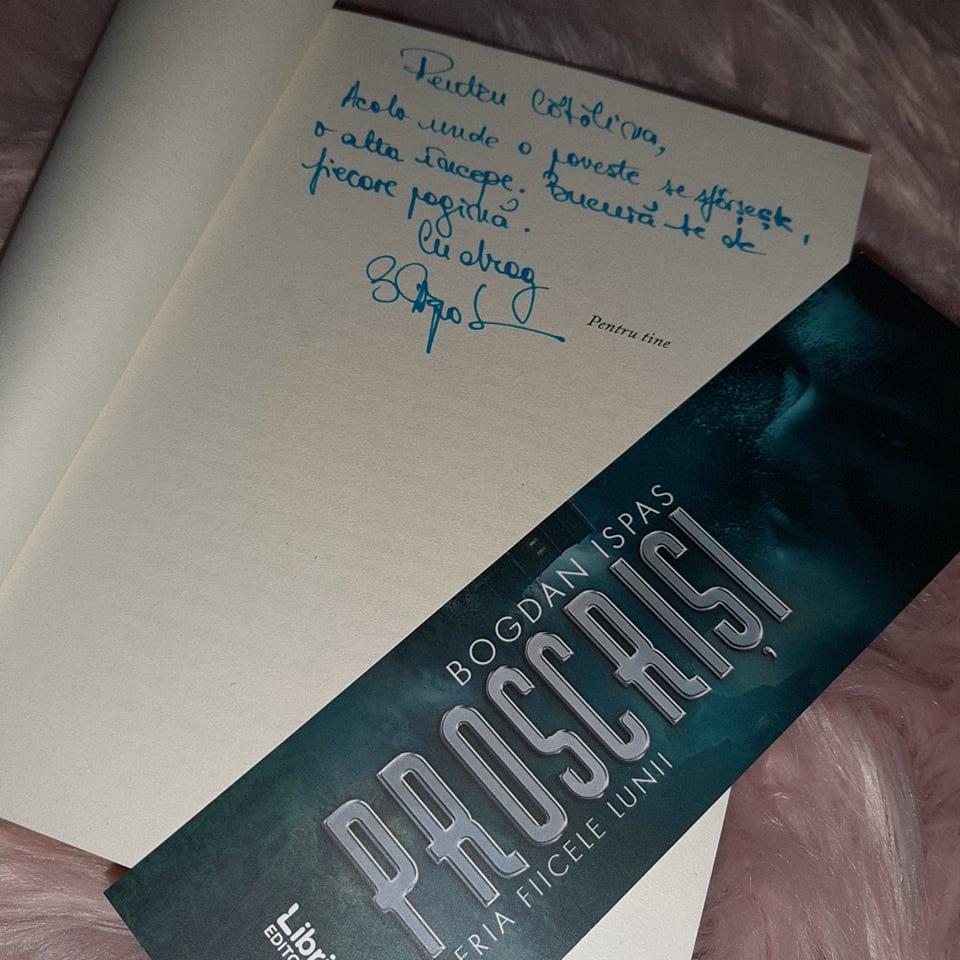 Proscriși Bogdan Ispas cartea lunii
