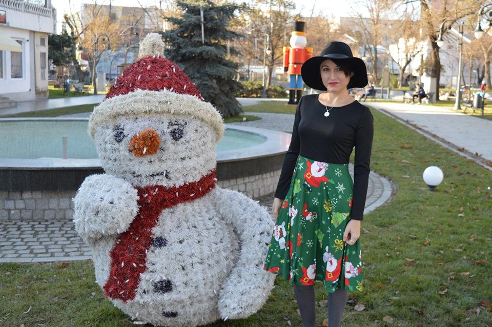 rochie Crăciun Dresslily