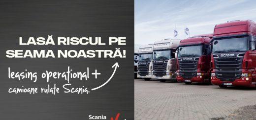camioane în leasing