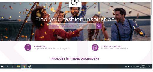 platforma de fashion Thekroy