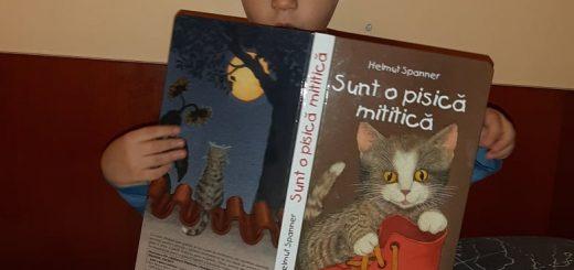cărți cu pisici Editura Casa