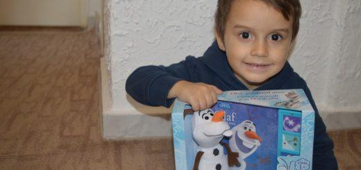 Frozen - Olaf, prietenul meu