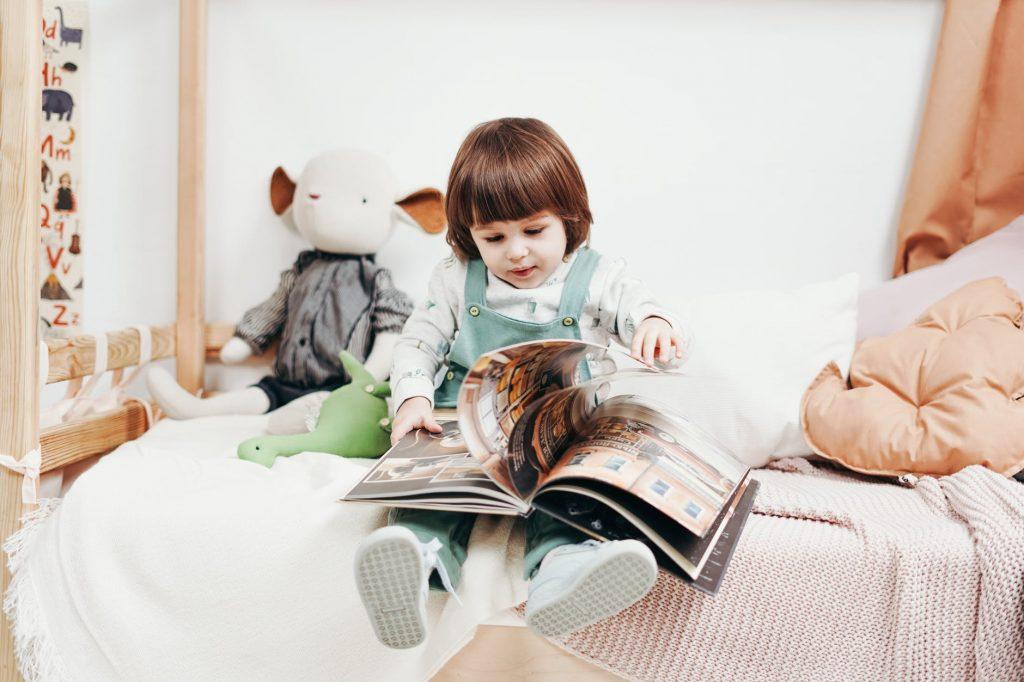 Ce efecte are cititul asupra copiilor