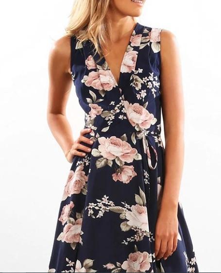 rochie în wishlist pe Dresslily