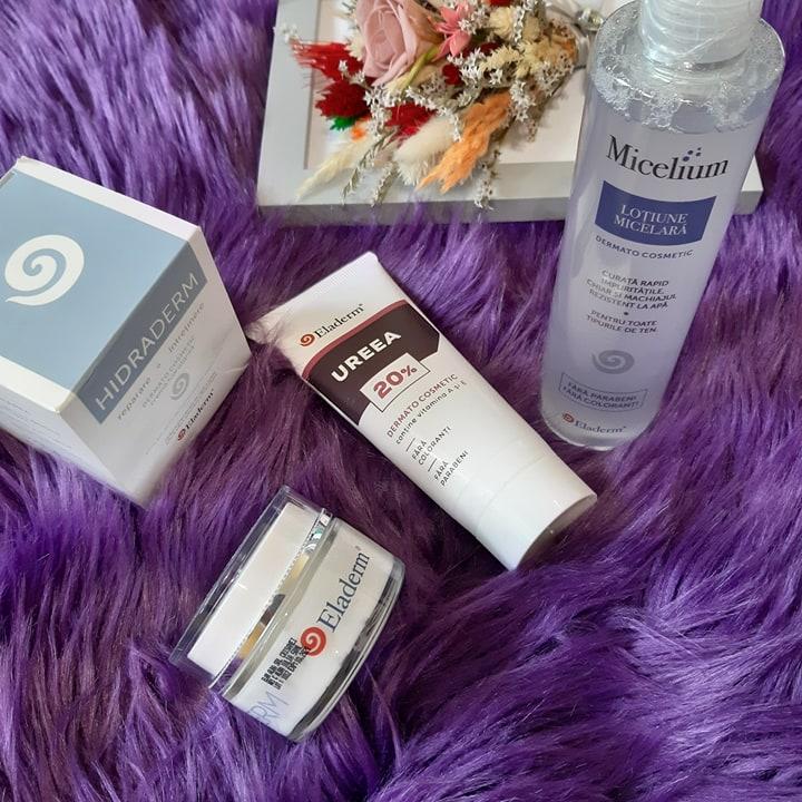 hidratarea pielii cu Eladerm