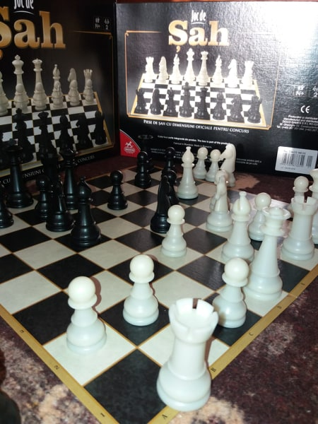 beneficiile șahului la copii