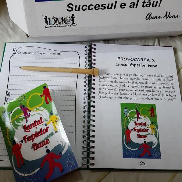 Jurnalul copilului spre succes