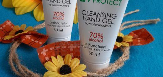 Îngrijirea mâinilor - gel antibacterial