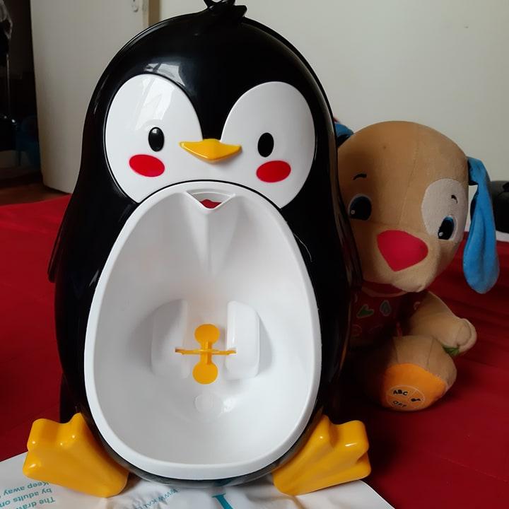 pișoar pinguin