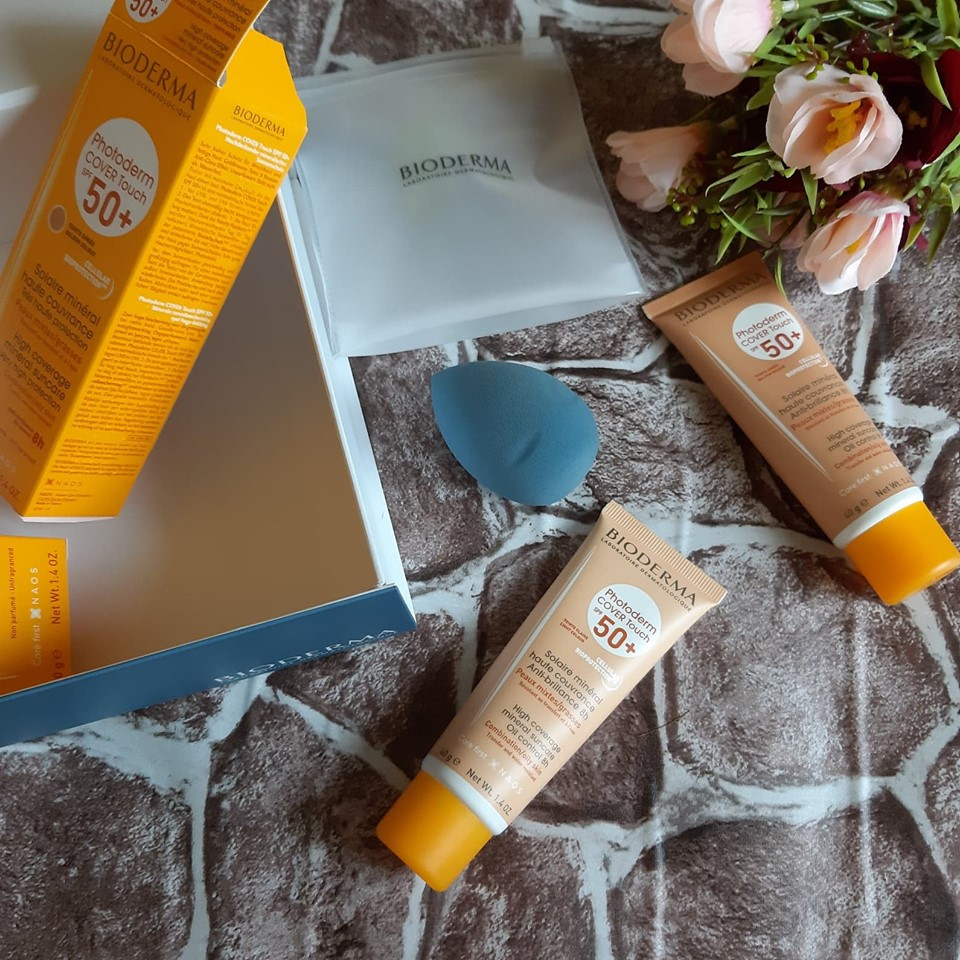 Bioderma Photoderm Cover Touch SPF50