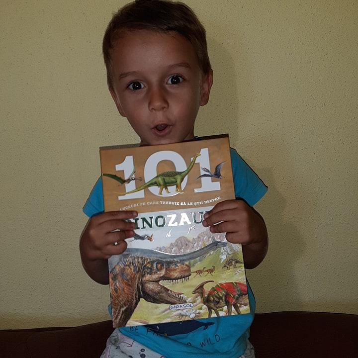 101 lucruri pe care trebuie să le știi despre dinozauri