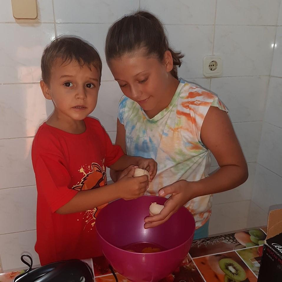 Rețete dulci de la Bobiță și Buburuză