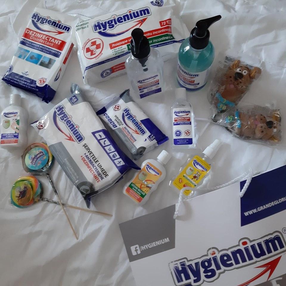 dezinfectanți Hygienium