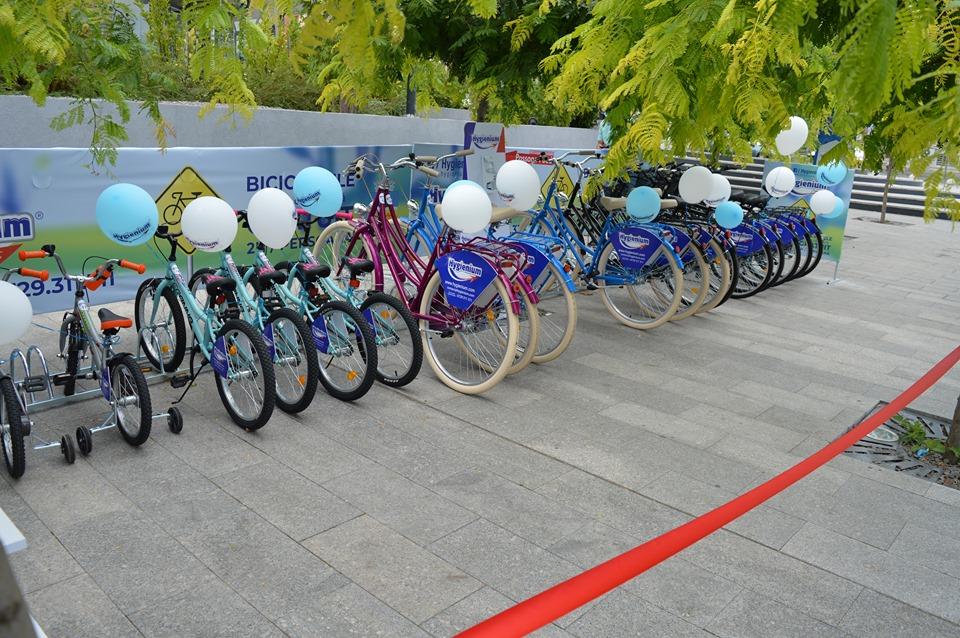 Hygienium Bike