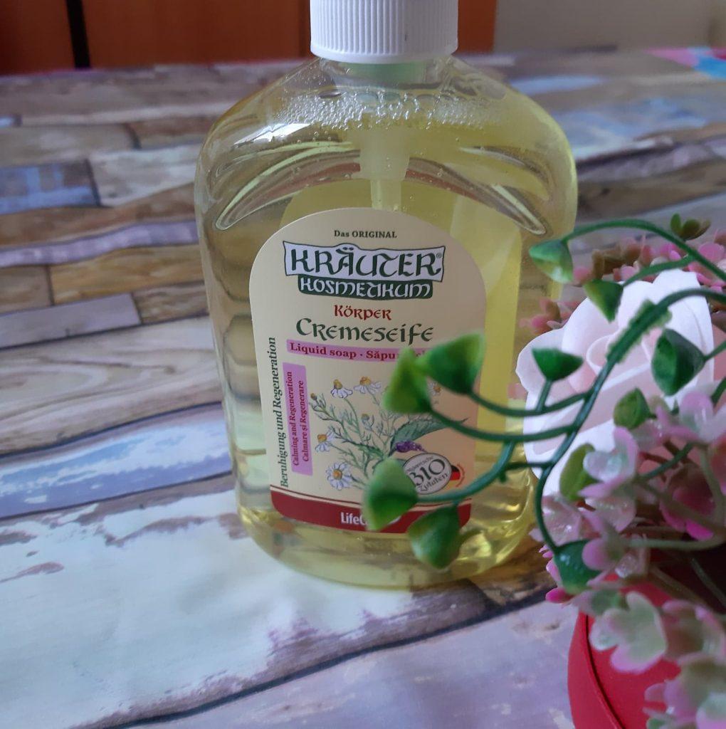 Săpun lichid bio Life Care