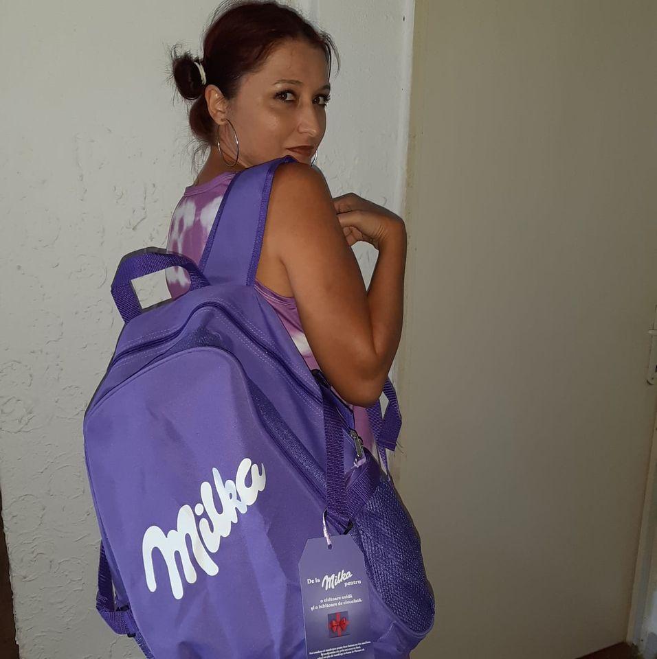 Milka back to school