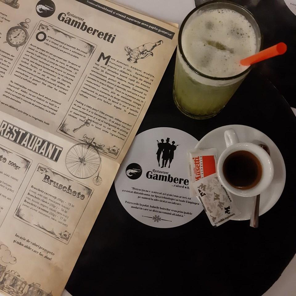 Restaurantul Gamberetti