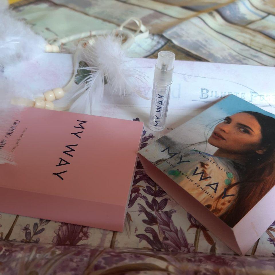 Noutăți pe Notino - Armani My Way