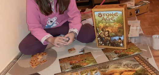 joc de strategie Stone Age